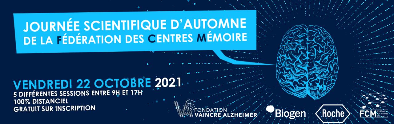 JSFCM Automne 2021 | 22 octobre 2021